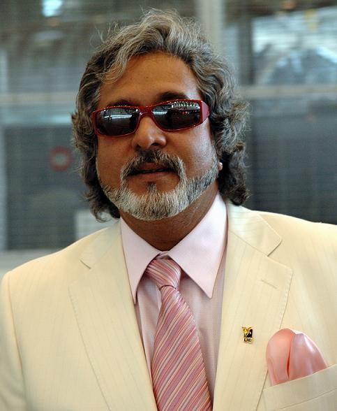 Dr. Vijay Mallya - Force India Owner