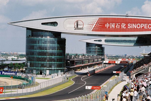 Shanghai International Circuit Pit Straight | Caption: China: Under Pressure to Deliver for 2011